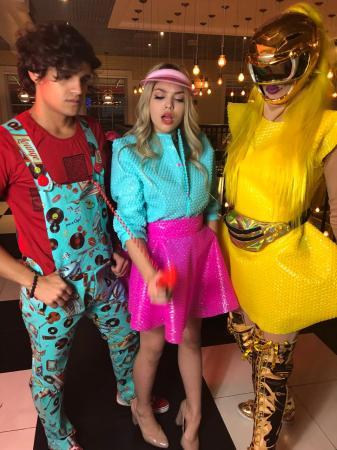 Artista brasiliense Ranger Amarela lança videoclipe com a cantora mirim Melody e Biduh